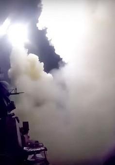 Được Nga yểm trợ, quân đội Syria tấn công IS quy mô lớn