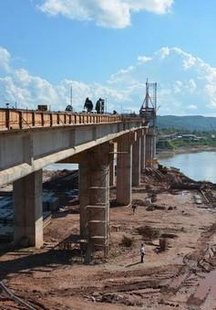 Khánh thành cầu Hữu nghị Lào - Myanmar