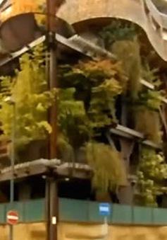Khu tổ hợp căn hộ xanh giữa lòng Torino, Italy