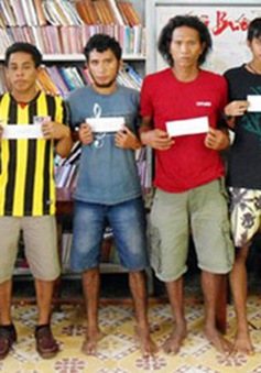 Thủ đoạn của nhóm cướp biển tấn công tàu Malaysia