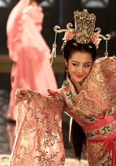 """Phim """"Tân Lạc Thần truyền kỳ"""" trở lại trên VTV6"""
