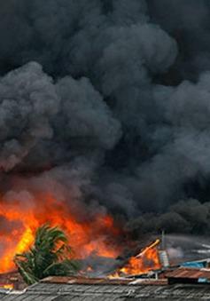 Hỏa hoạn tại Nam Phi, 2 người thiệt mạng