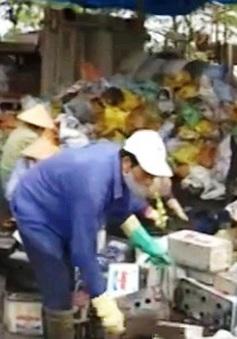 Hơn 200 trẻ trong một thôn bị nhiễm độc chì