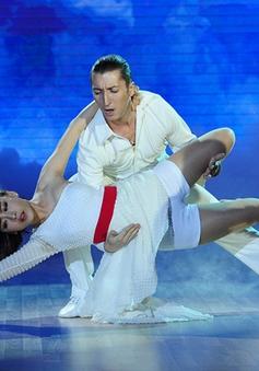"""Bước nhảy hoàn vũ: Chi Pu bị chê """"diễn chưa tới"""""""