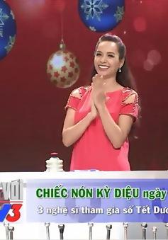"""MC Thúy Hạnh """"quay nón kỳ diệu"""" dịp Tết dương lịch"""