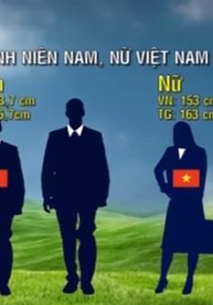 Người Việt thiếu trầm trọng 4 vi chất dinh dưỡng
