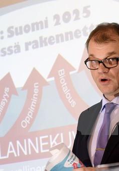 Chính phủ liên minh trung hữu Phần Lan có nguy cơ sụp đổ
