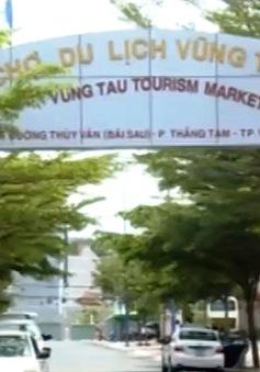 Đầu tư hàng chục tỷ, chợ du lịch Vũng Tàu vẫn đìu hiu