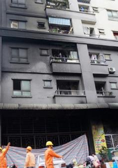 Kiến nghị ban hành văn bản chỉ đạo kiểm tra PCCC tại các khu chung cư