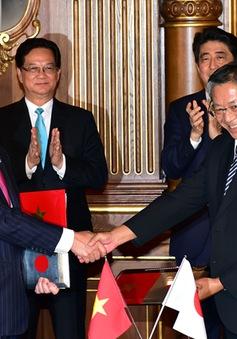 Việt Nam – Nhật Bản ký kết nhiều thỏa thuận quan trọng