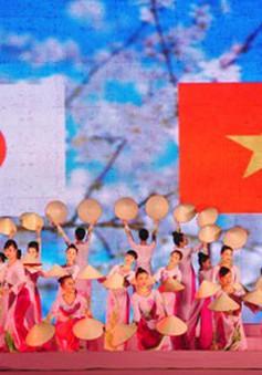 Việt Nam - Nhật Bản: Tương đồng văn hóa - Phát triển con người (20h30, VTV4)