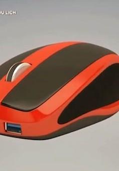 Máy tính siêu nhỏ có thiết kế hình chuột