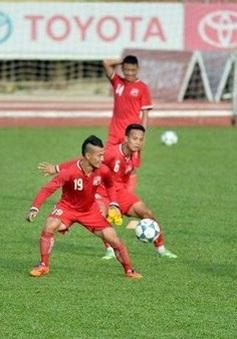 Giải hạng Nhất Quốc gia 2016 chốt danh sách các đội bóng tham dự
