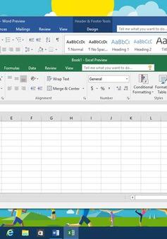 Office 2016 – Sự cải tổ toàn diện của Microsoft?
