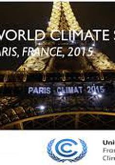 Chính thức khai mạc Hội nghị COP21