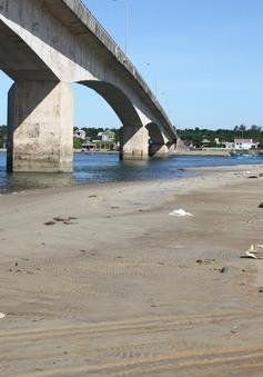 Quảng Trị: Biển cửa Việt bị bồi lấp nghiêm trọng