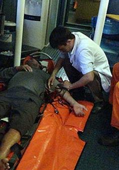 Cứu nạn thành công ngư dân gặp nạn ở Trường Sa