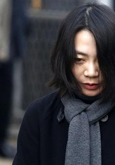 Cựu Phó Chủ tịch Korean Air được mãn hạn tù