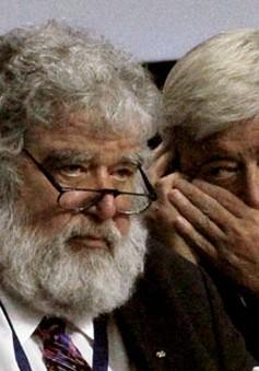 Tiết lộ biên bản thừa nhận hối lộ của quan chức FIFA