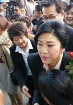 Cựu Thủ tướng Thái Lan Yingluck Shinawatra ra hầu tòa
