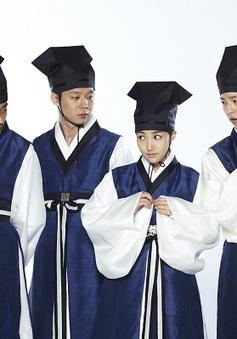 """Bóng hồng nam học phủ - """"Chúc Anh Đài phiên bản Hàn"""" trên sóng D-Dramas"""