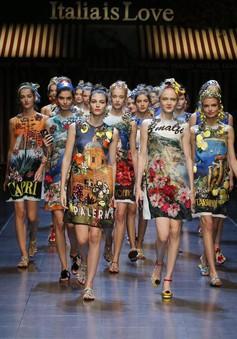 Mê mẩn với những thiết kế đậm chất Ý của Dolce & Gabbana