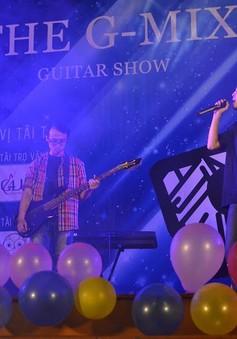 Sinh viên Thủ đô 'đốt cháy' nhạc hội Guitar The G-mix