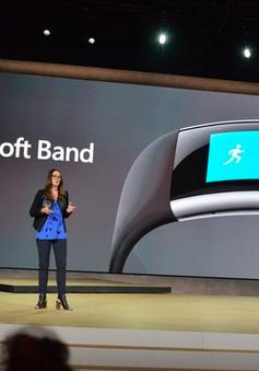 Microsoft Band thế hệ mới ra mắt với giá rẻ bất ngờ, chỉ 249 USD