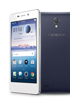 OPPO Joy 3: Smartphone nhỏ gọn và tinh tế