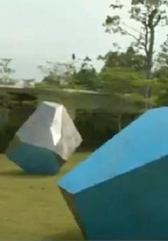 Khai mạc triển lãm Điêu khắc toàn quốc 2015