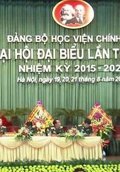 5 Đảng bộ tổ chức Đại hội nhiệm kỳ 2015 - 2020