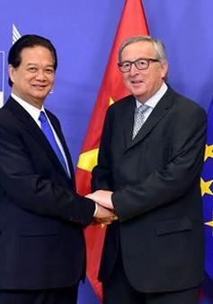Chính thức kết thúc đàm phán Hiệp định thương mại tự do Việt Nam - EU