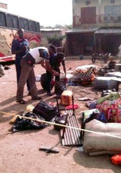 Nổ bom liên hoàn tại Nigeria, hàng chục người thương vong