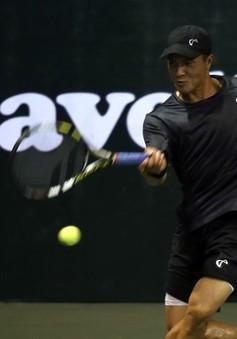 Daniel Nguyễn dừng bước tại tứ kết đơn nam VietNam Open 2015