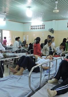 Cần Thơ: Uống sữa tại trường, 40 học sinh bị đau bụng