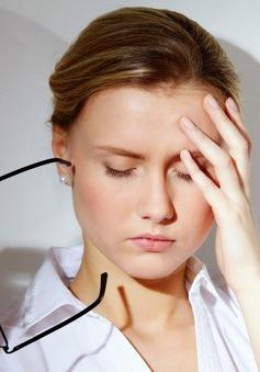 Bài tập chữa đau đầu, mất ngủ