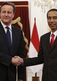 Thủ tướng Anh thăm Indonesia
