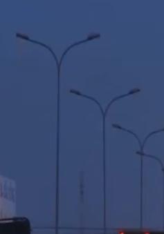 Đồng Nai: Hàng chục cột điện không có điện