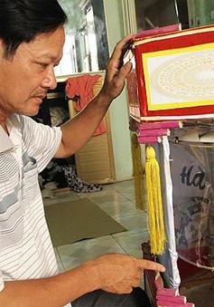 Gặp nghệ nhân làm chiếc đèn kéo quân kỷ lục Việt Nam