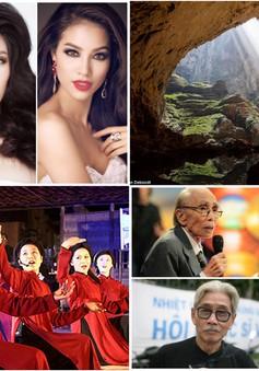 Top 10 dấu ấn văn hóa của năm 2015