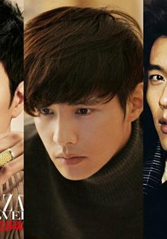 """Top 10 mỹ nam Hàn có gương mặt """"chuẩn"""" nhất"""