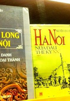 Thêm yêu Hà Nội với Triển lãm sách cũ về Thủ đô
