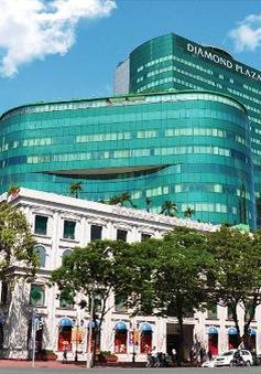 Lotte mua 70% vốn tòa nhà Diamond Plaza