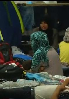 Di cư tới châu Âu: Hành trình đầy bất trắc