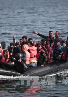 Làn sóng di cư làm thay đổi cuộc sống người dân đảo Lesbos