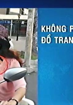 Lời khuyên tránh bị cướp khi đi xe máy