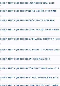 Cảnh báo tình trạng website giả mạo tra cứu điểm thi THPT 2015