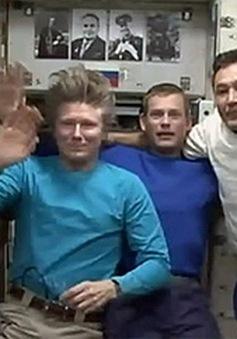 Đội bay quốc tế thứ 44 từ ISS trở về trái đất an toàn