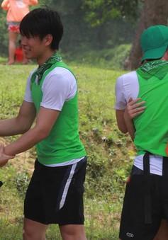 Cuộc đua kỳ thú 2015: Băng Di - Trang Pháp bất ngờ thân thiết với đối thủ