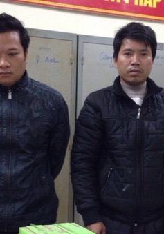 Hà Nội: Bắt khẩn cấp hai đối tượng mua bán chip gian lận gắn vào cây xăng